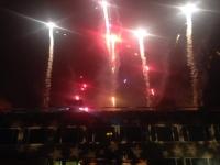Switching on Crawley Christmas lights 2014
