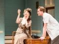 Maureen Lipman as Veta Louise Simmons and Jack Hawkins as Lyman Sanderson MD