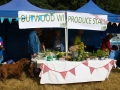 Outwood WI Produce stall