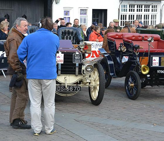 Veteran Car Run 2013
