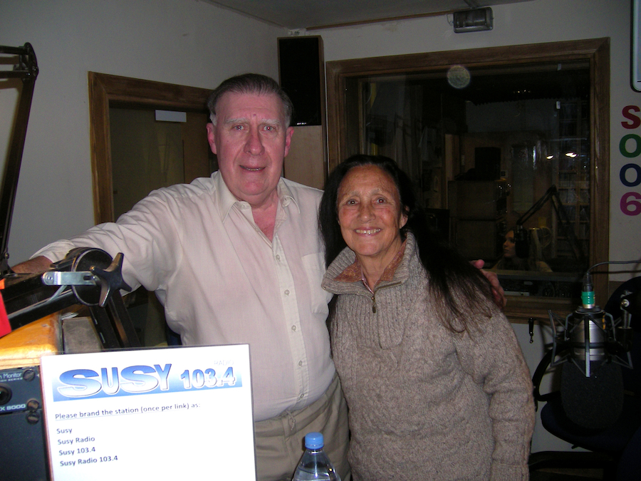 David and Julie