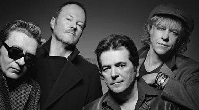 Boomtown Rats visit SUSY Radio