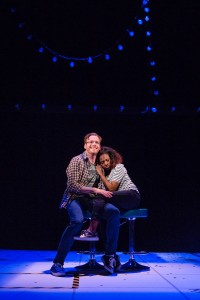 Dirty Great Love Story, Arts Theatre - Felix Scott and Ayesha Antoine, Courtesy of Richard Davenport for The Other Richard_3