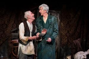 Beau Brummell - An Elegant Madness, Jermyn Street Theatre - Richard Latham and Sean Brosnan, courtesy of Savannah Photographic