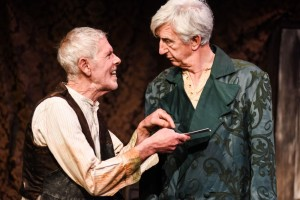 Beau Brummell - An Elegant Madness, Jermyn Street Theatre - Richard Latham and Sean Brosnan, courtesy of Savannah Photographic_2