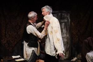 Beau Brummell - An Elegant Madness, Jermyn Street Theatre - Richard Latham and Sean Brosnan, courtesy of Savannah Photographic_3