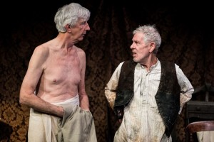 Beau Brummell - An Elegant Madness, Jermyn Street Theatre - Sean Brosnan and Richard Latham, courtesy of Savannah Photographic_2