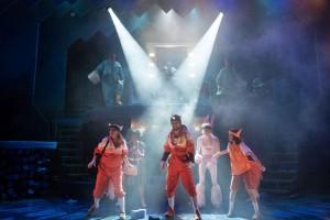 Fantastic Mr Fox at Nuffield Southampton Theatres. Photo credit Manuel Harlan (3)