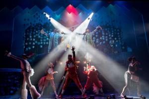 Fantastic Mr Fox at Nuffield Southampton Theatres. Photo credit Manuel Harlan