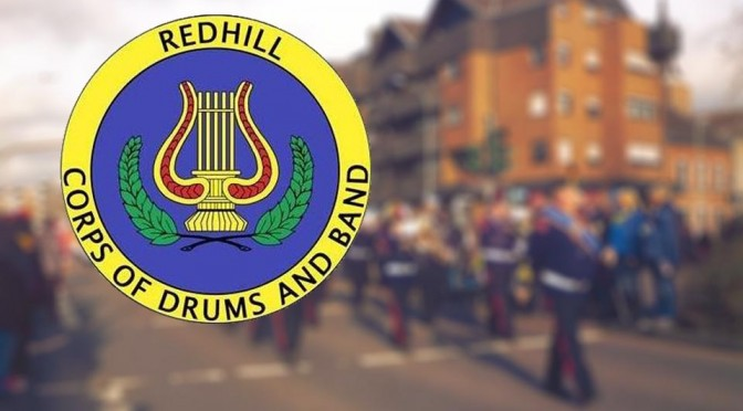 Neil Munday catches up with the Redhill Corps of Drums