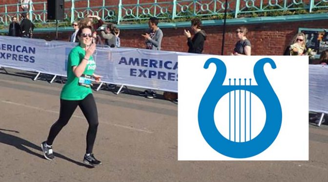 Daisy's 10K run for the Orpheus Centre