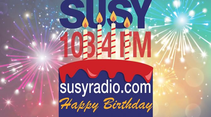 Susy 103.4 Celebrates the first five years