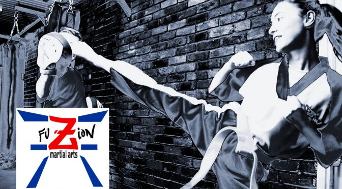 Fuzion Martial Arts talk about their Charity Open Day
