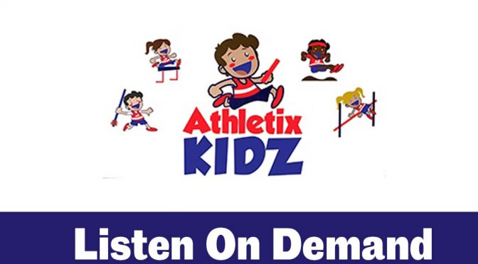 Athletics fun brings a healthy outlook for Athletix Kidz