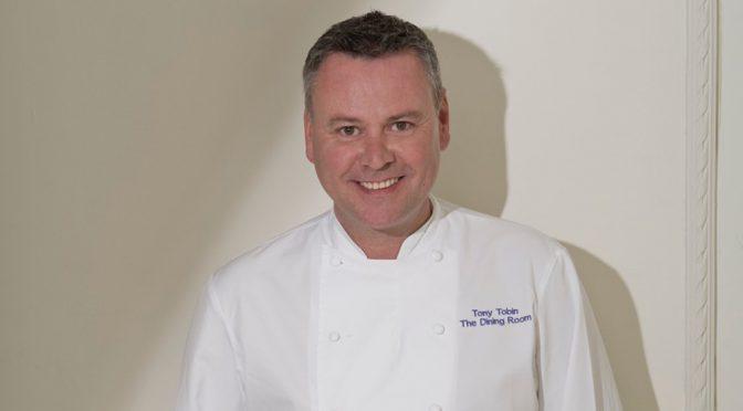 Annie Whitmore interviews celebrity chef Tony Tobin