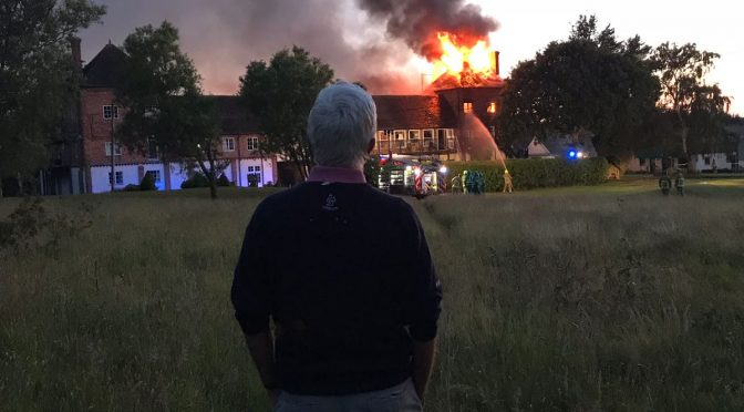 Cottesmore Hotel Golf & Country Club Vows To Fight Back After Fire