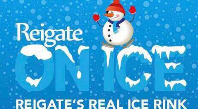 Reigate On Ice Discussion