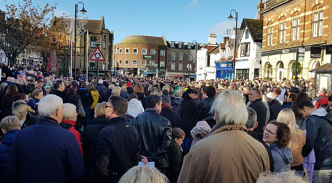 Service Of Remembrance – East Grinstead