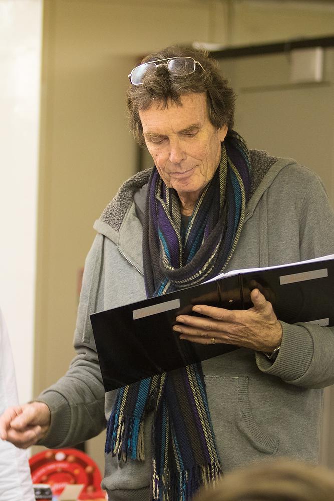 Panto Director, Maurice Thorogood.