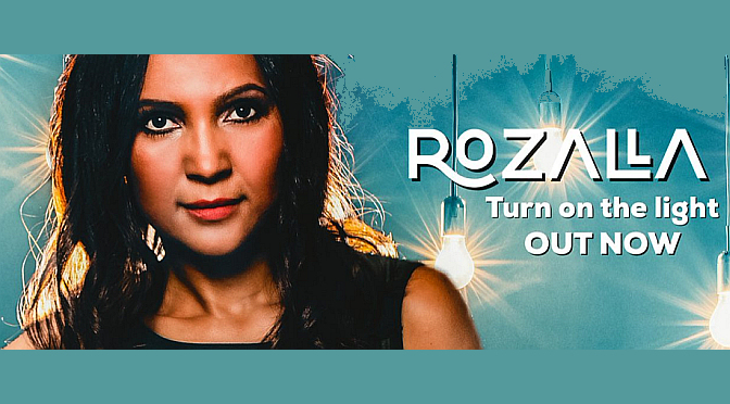 "Rozalla, ""The Queen of Rave"", Speaks to Neil Munday"