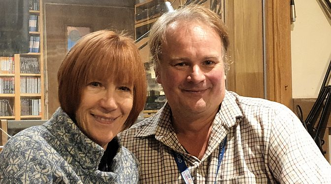 Kiki Dee meets with Neil Munday