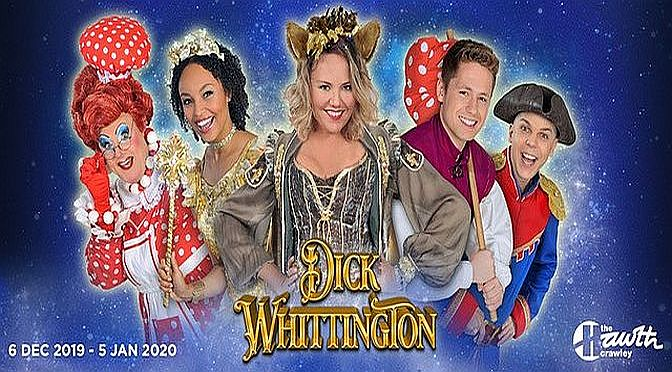 'Dick Whittington' at The Hawth