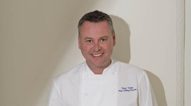Celebrity chef Tony Tobin advises Annie on Christmas cooking
