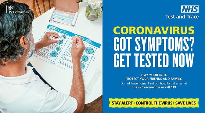 Coronavirus Information – Updated