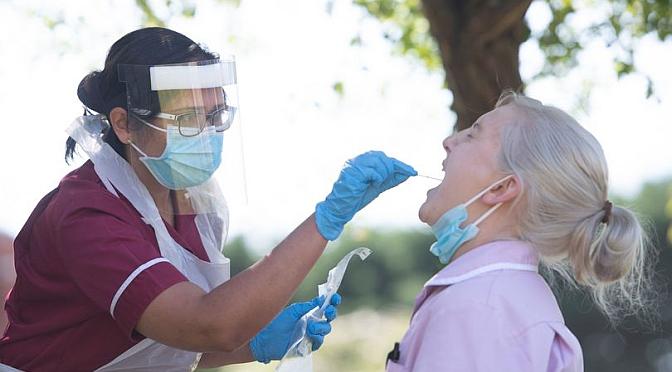 Coronavirus cases rise in Surrey