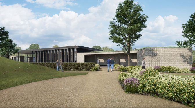 Woodhatch Crematorium Planning Application Submitted