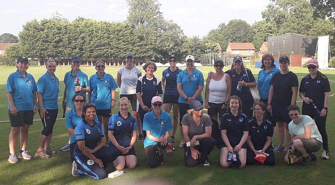 Cricket: Horley CC women's festival proves a big success
