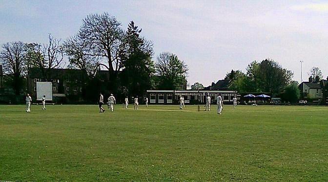Cricket: Horley CC reach the League Cup semi-final