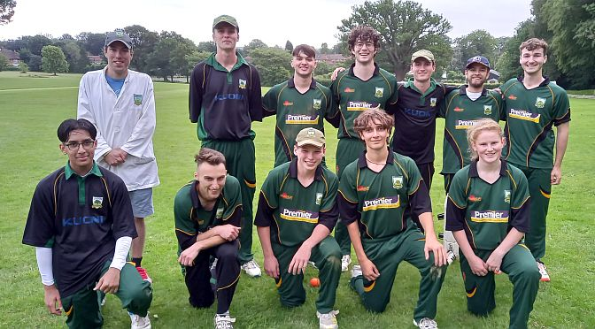 Cricket: Newdigate beat Merstham in the Surrey Trust League