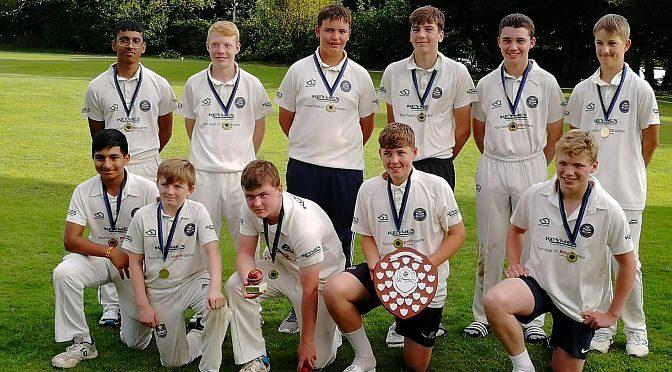 Cricket: Horley U16s win the Sussex Junior Festival Shield
