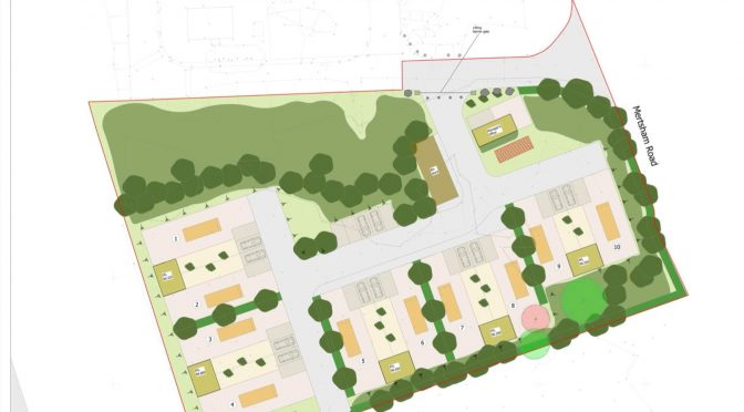 Proposed Gypsy, Roma and Traveller Transit Site in Tandridge