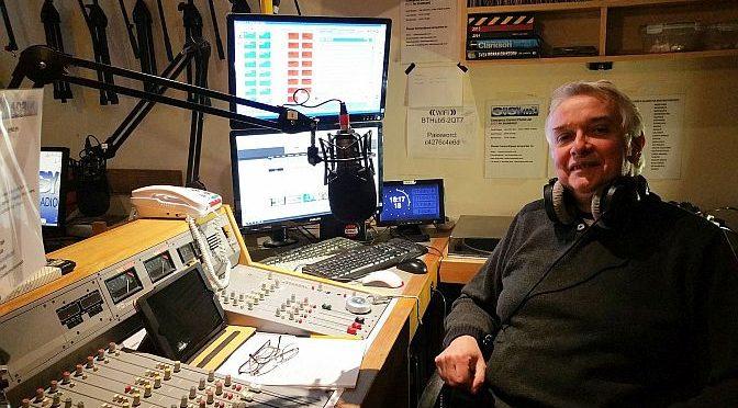 Susy Radio Community Award Nominee – Geoff Rogers