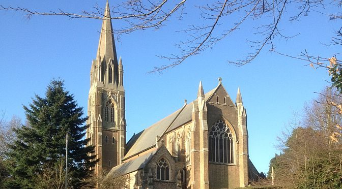 Heritage Open Day at St John's, Redhill
