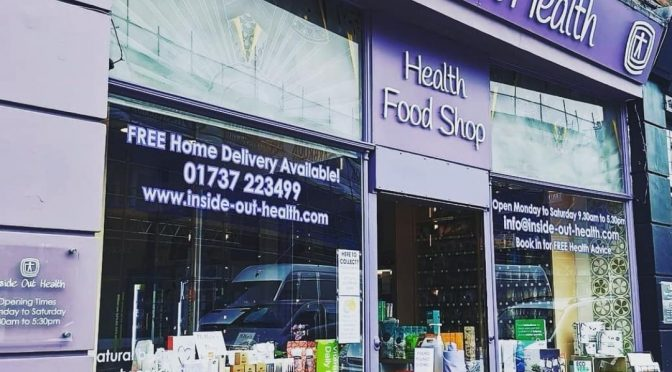 Reigate Shop Wins Natural Lifestyle Retailer of the Year Award
